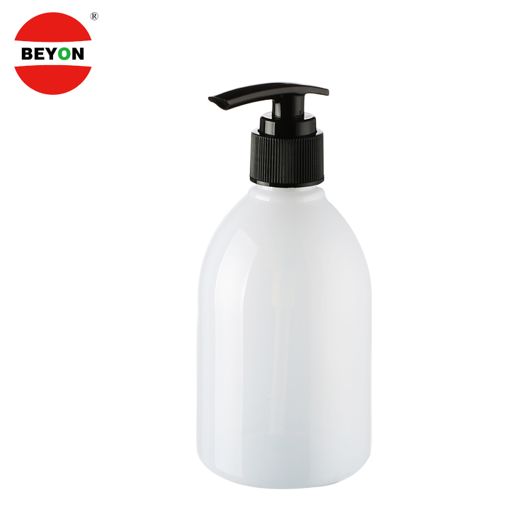 Customized 270ml Plastic Hand Washing Liquid Shampoo Soap Bottle