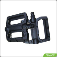 Custom 6061 Aluminium Black Road Bicycles,Mountain Bikes Use CNC Aluminum bicycle pedal