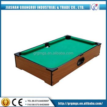 Standard 27 Inch Carom Billiard Table For Sale , Star Billiard Table