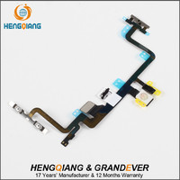 On Hot Sale Top Quality for iPhone 7 Plus Power & Volume Flex Cable Replacement