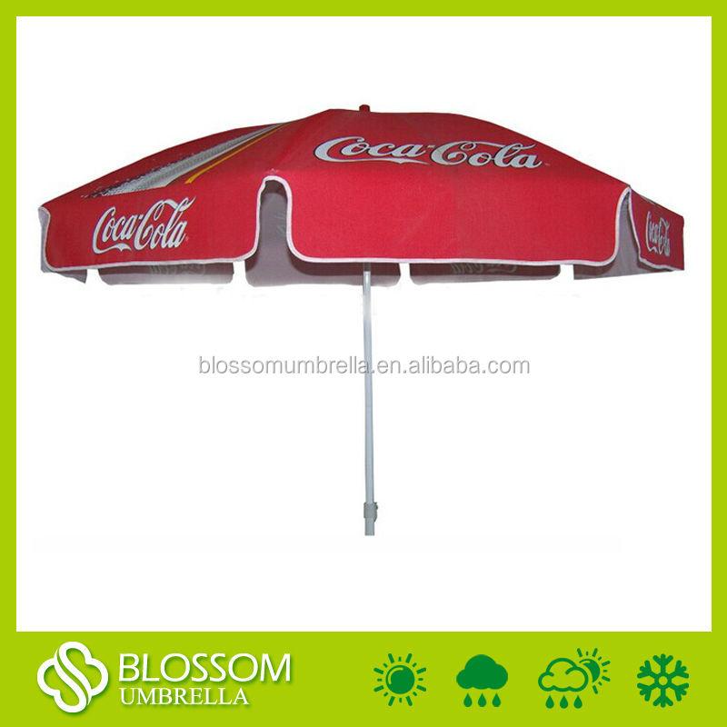 All Kinds Of Cola Beach Umbrella,coca Beach Umbrella,outdoor Cola Umbrella