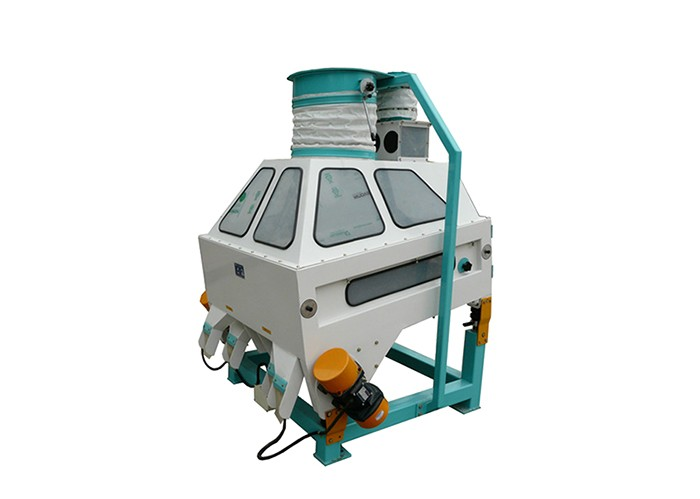 TQSF100a gravity grading machine wheat corn cleaning machine