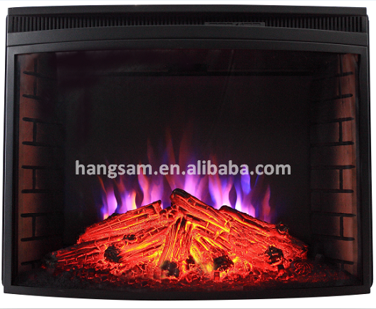 33 Inch electric fireplace