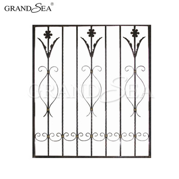 Free Sample Stain Glass Stainless Steel Window Grill Design Buy