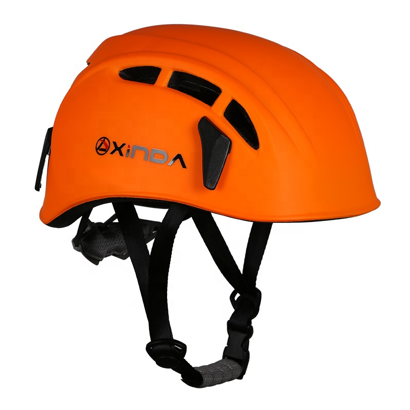 XINDA high quality CE certified safety helmet climbing for outdoor