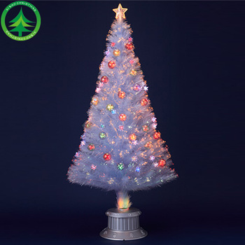 5ft(150CM) 4 kinds of color lights fiber optic 7 mini led white christmas - 5ft(150cm) 4 Kinds Of Color Lights Fiber Optic 7 Mini Led White