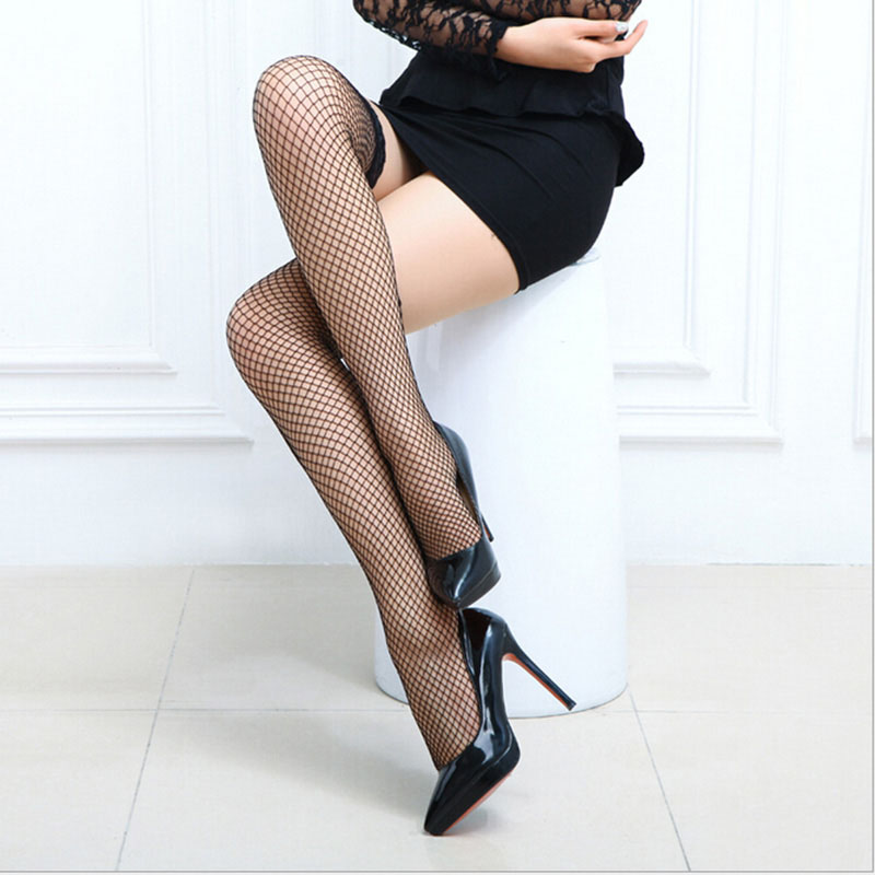 c2a4476b9a9 Get Quotations · Hot Sexy Ladies Women s Sheer Lace Top Thigh High Stockings  Hose Nylon Stockings Women s Tights