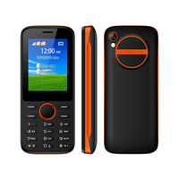 Unlock Cell Phone Econ G248 2.4 Inch Display Screen Dual SIM Card 1800ah Big Battery Low Price China Mobile Phone