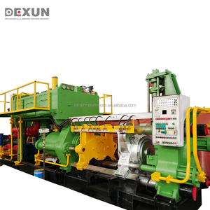 top quality renew aluminum extrusion machine