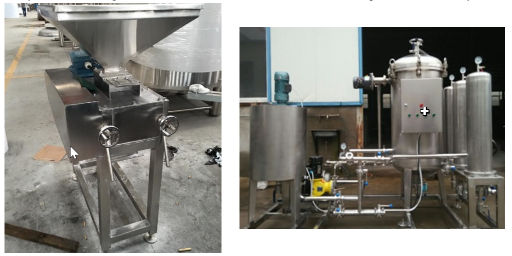 Professional production brewhouse equipment/Customize various models beer brewing equipment