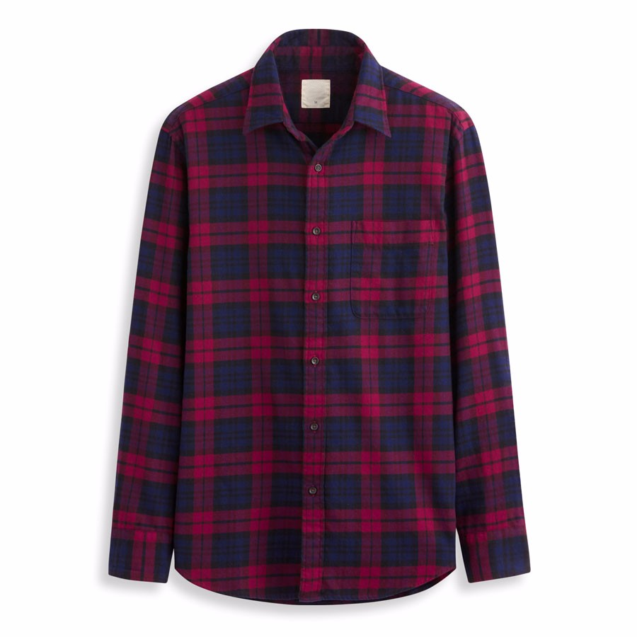Wholesale long sleeve mens plaid flannel shirt buy for Where to buy cheap plaid shirts
