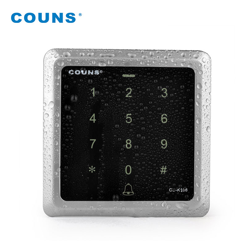 Back To Search Resultssecurity & Protection Access Control Touch Panel Metal Case Standalone Access Control T50 Support Rfid Card Or Ic Card Wiegand Input Output 2000 Cards Users High Quality Goods