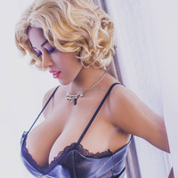 Popular wholesale online big and huge breast sex adult doll robot sex doll for man masturbation