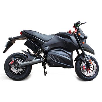 Lady 72v 3000w Long Range Chopper Electric Motorcycle