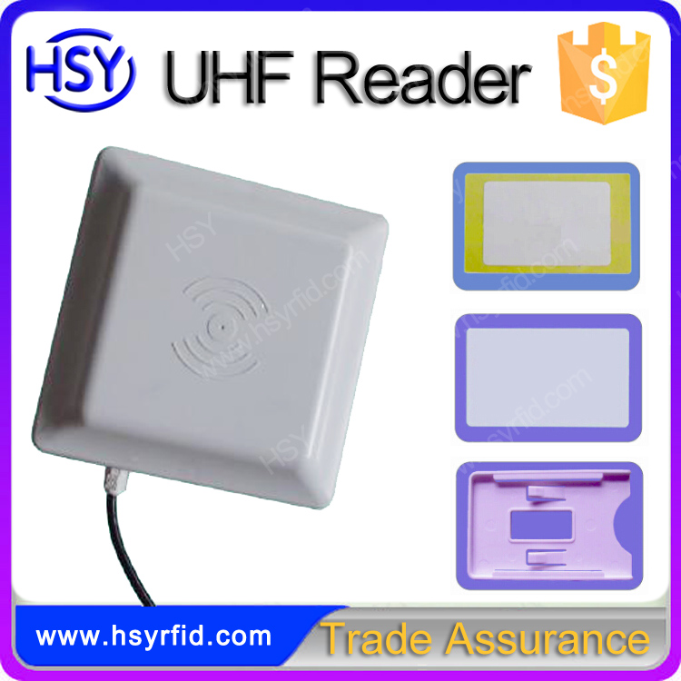 865-928 Mhz long range UHF rfid card reader wifi with reading 2 meter