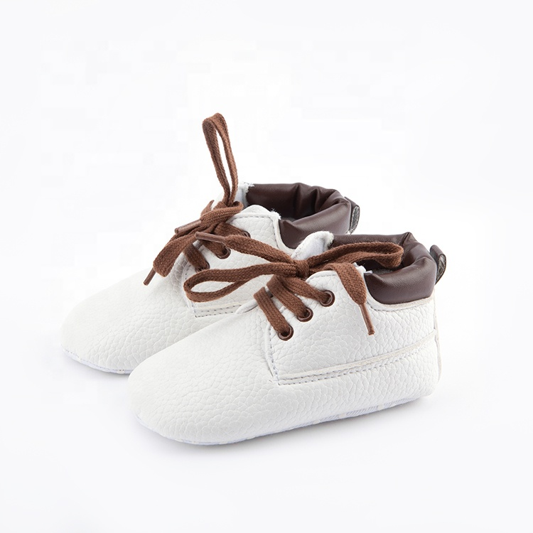 Customized Infant Baby Sneakers Boys Soft Sole Toddler Shoes