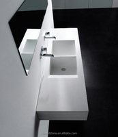 Composite Quartz bathroom sinks
