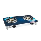 tempered glass gas stove 2 burner Gas Cooker