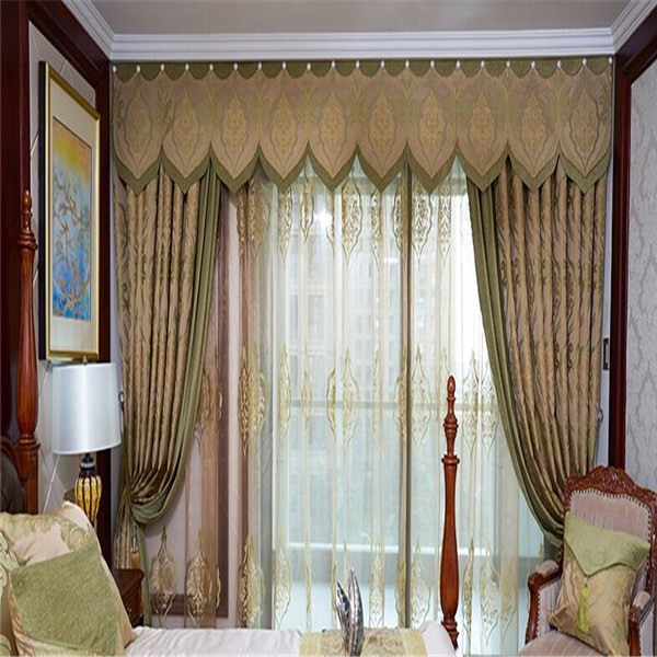 Taiwan Online Shopping Window Curtain With Attached