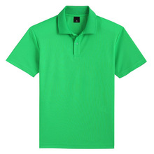 Promotion advertising sales 100% polyester breathable slim fit mens polo shirts