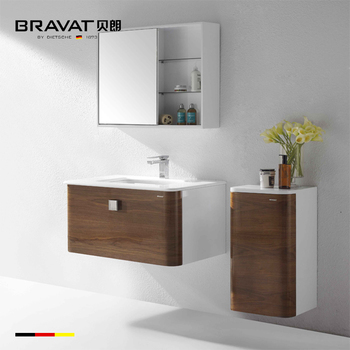 High End Wall Hanging Modern Bathroom Vanity Set V33910Y W View Modern Bathroom Vanity Set Bravat Product Details From Bravat China GmbH On
