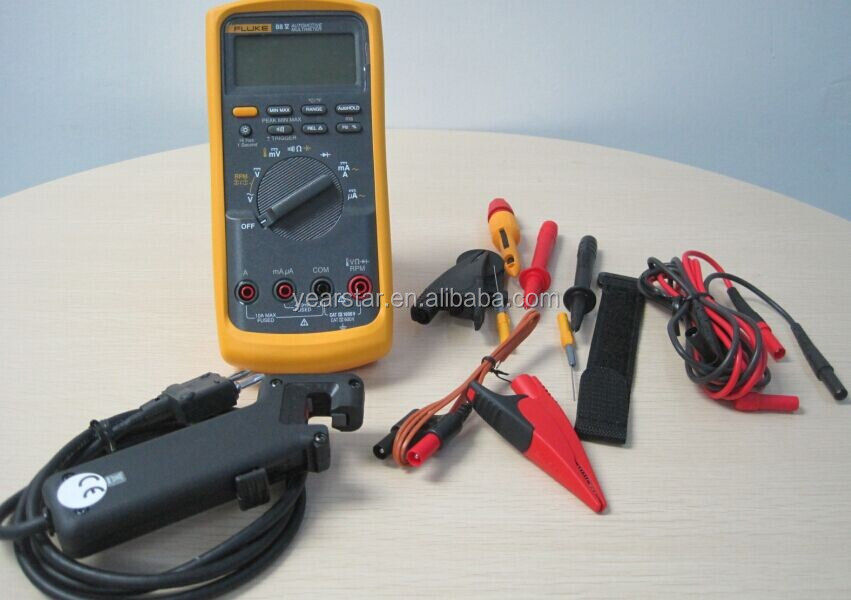Fluke 88v Deluxe Automotive Multimeter - Buy Fluke 88v Deluxe Automotive  Multimeter,Automotive Multimeter,Fluke 88v Product on Alibaba com