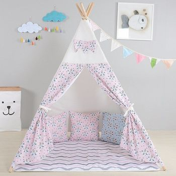 Cute children teepee kids play tent in house  sc 1 st  Alibaba & Cute Children Teepee Kids Play Tent In House - Buy Children Kids ...