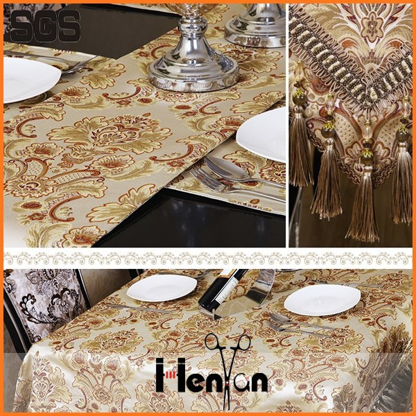 Wholesale Custom Wedding Beaded Table Runner Indian Table Runners