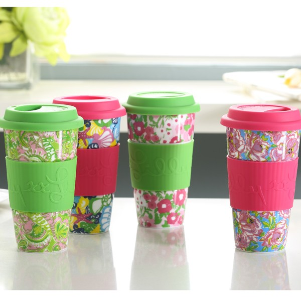 And Ceramic Silicone Coffee Mug Lid With 16oz SleeveView Travel 0nkw8OXP