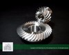 Spiral Bevel Gear Sets Crown and Pinion Gear