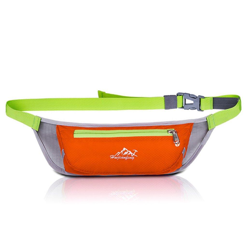 Men and Women Bum Belt Waterproof Waist Bag Outdoor Running Sports Bags Pack