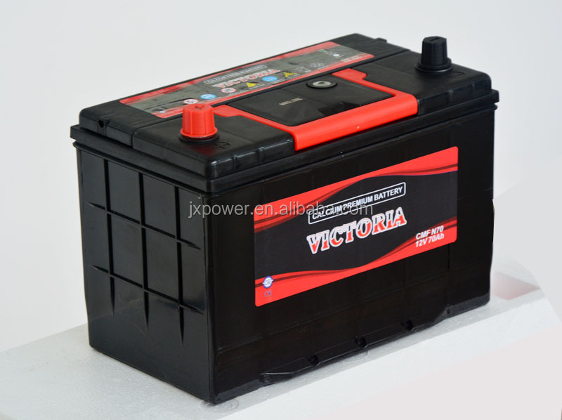 CMF N70 Stable quality most cost-effective Automotive battery container