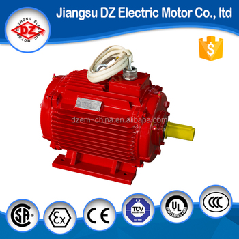 High temperature three phase electric motor buy 3 phase for High temperature electric motor