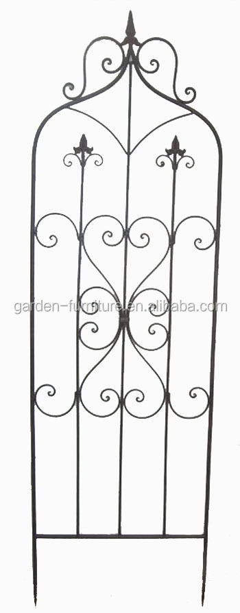 Short Metal Garden Fence Outdoor Lawn Edging Decorative Iron Fence,Cheap  Fencing,Metal Fence Panels   Buy Iron Fence,Cheap Fencing,Metal Fence  Panels ...