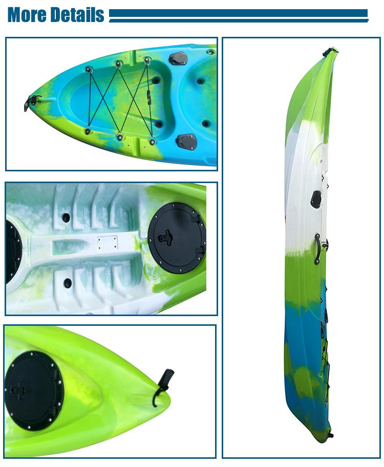 Oceano Fiume Kayak Kayak Barca da Pesca Barca Da Pesca Angler Kayak Baratos A Buon Mercato