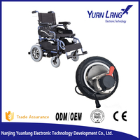 Folding Electric Wheelchair Hub Motor Prices