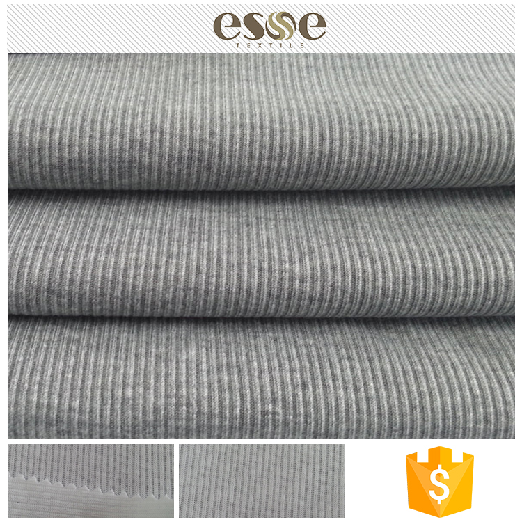 New model great material factory price slinky knit fabric