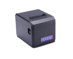 USB LAN interface 80mm Ethernet thermal Receipt Printer with Japan import printer head support 58mm to 80mm paper width printing
