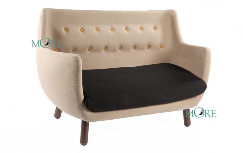 réplica finn juhl poeta sofá,muebles de diseño danés,diseño ... - Replicas De Muebles De Diseno