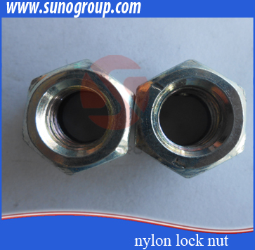 Top Quality Galvanized hex thin nut en 24035