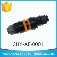 Material Plastic Pneumatic Air Fitting/quick Release Coupling ...