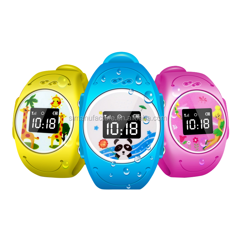IP68 waterproof GSM New Brand kids Cell Phones Smart Watch Mobile Watch Phone with Video Call Kids GPS Smart Watch Q520S