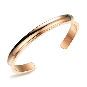 Marlary Promotional Costume Jewelry Gifts 18K Gold Plated Bangle ,Turkish Gold Bangles