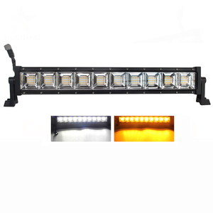 2019 new arrival 12D Flashing 12 Volt Amber Warning Led Strobe emergency Light Bar For Cars for jeep truck