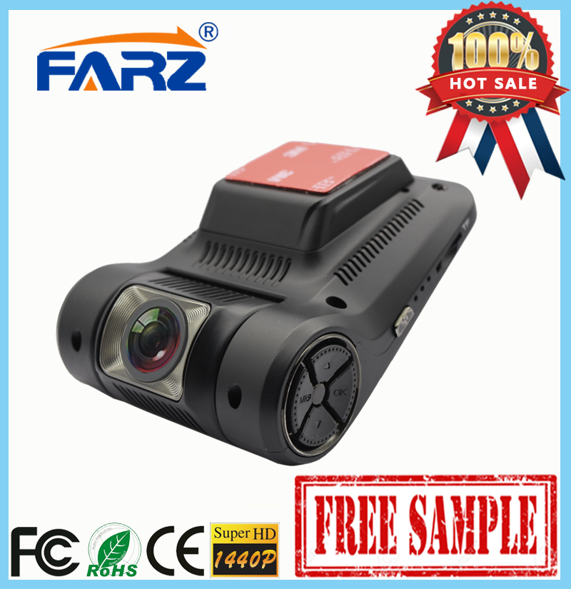 1080P HD hidden WIFI mini driving recorder 24-hour parking monitoring