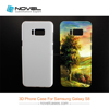 2017 Newest 3D Sublimation Case for Samsung Galaxy S8,Diy Phone Case