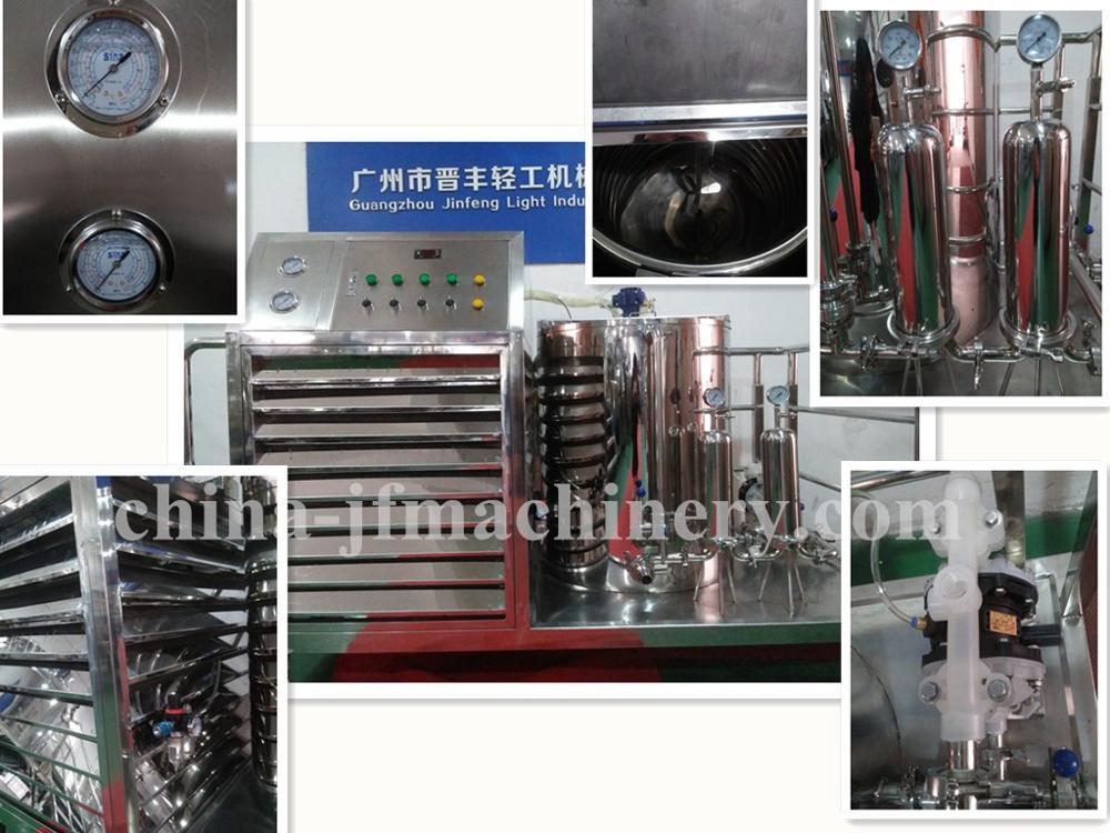 Automático Da Máquina Utilizada para Fazer Perfume Para A Indústria de Cosméticos