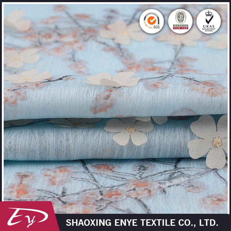 Bulk wholesale Oeko-Tex certified elegant laser cutting fancy embroidery fabric