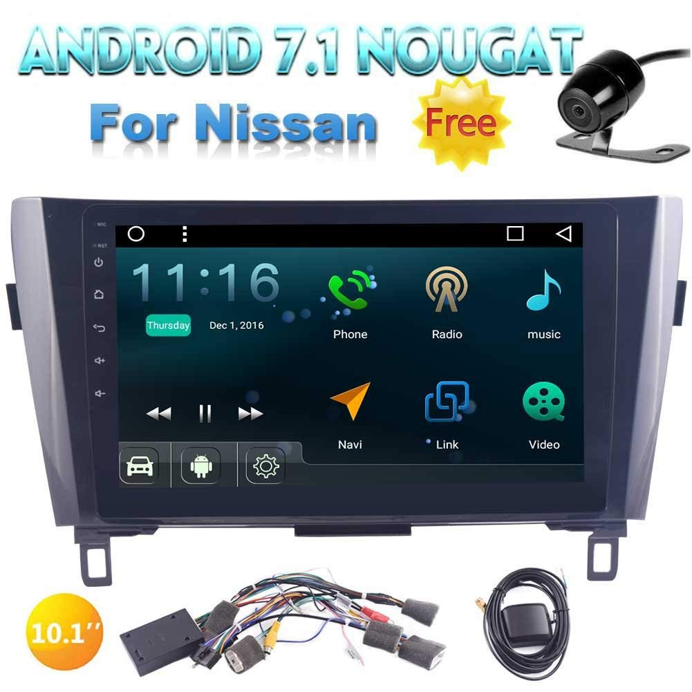 Cheap Car Stereo With 3g For Nissan Np300 Find About X Trail 2007 Iso Wiring Harness Adaptor Cable Connector Get Quotations Eincar Double Din 101 Inch Radio Qashqai In