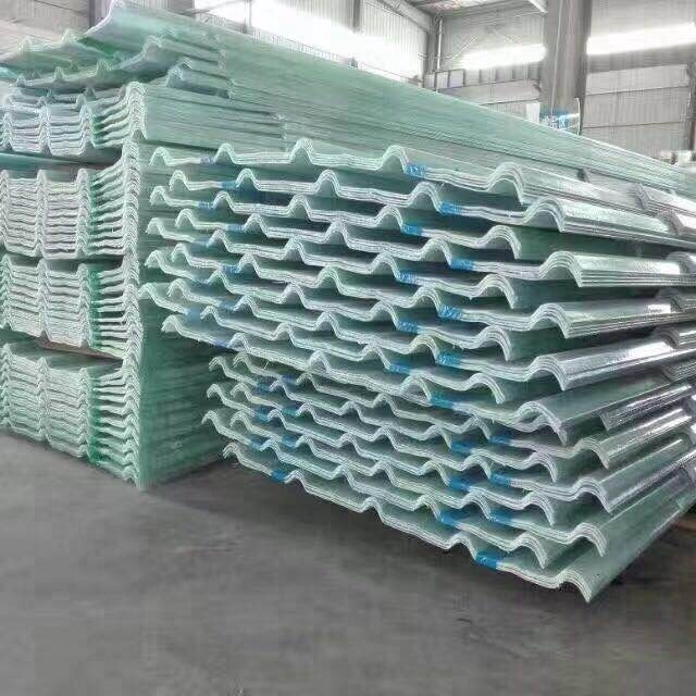 Translucent Fiberglass Roofing Sheets,Transparent Skylight Grp / Frp  Roofing Sheets,Corrugated Fiberglass Roof Panels - Buy Translucent Plastic